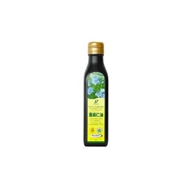 <ニューサイエンス>フラックスオイル(カナダ産)200ml  亜麻仁油 アマニオイル あまに油 オーガニック 健康食品   高齢者  ドレッシング