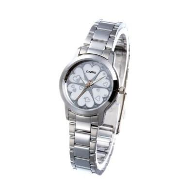 腕時計 カシオ レディース LTP-1323D-7A1DF Casio Women's LTP1323D-7A1 Silver Stainless-Steel Quartz W