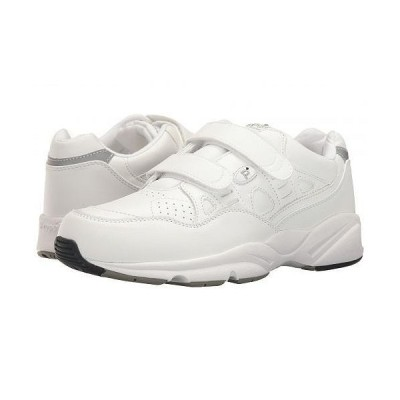 Prop?t プロペット メンズ 男性用 シューズ 靴 スニーカー 運動靴 Stability Walker Strap - White