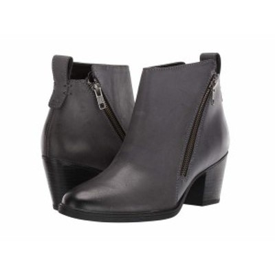 ロックポート レディース ブーツ・レインブーツ シューズ Maddie Ankle Zip Boot Grey