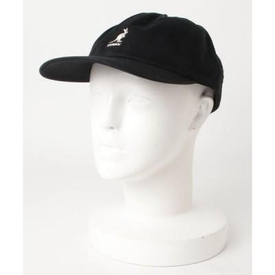 帽子 キャップ KANGOL/カンゴール Washed Baseball Cap キャップ