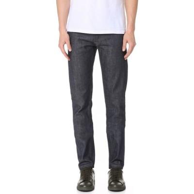 アーペーセー メンズ ジーンズ・デニム ボトムス・パンツ Petit New Standard Indigo Jeans Indigo