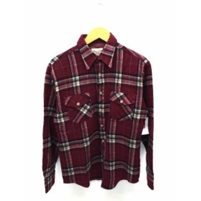 ユーズドフルギ USED古着 ネルシャツ サイズJPN:M メンズ 【中古】【ブランド古着バズストア】