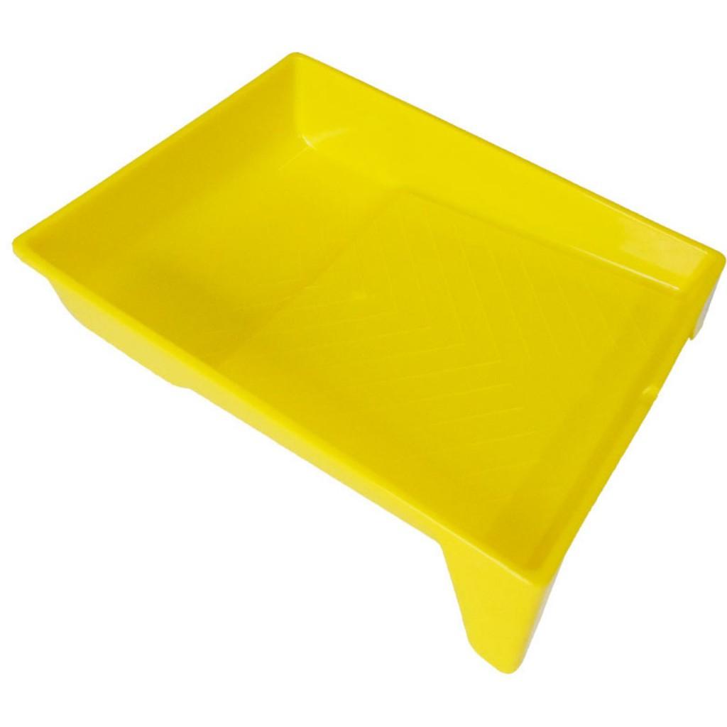 9吋油漆盤-塑料托盤-塑膠托盤-塑膠油漆盤-塗刷更均勻-省漆