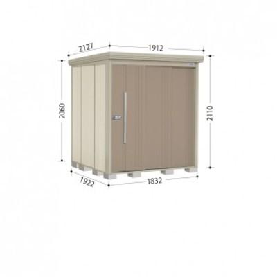 物置 屋外 おしゃれ タクボ物置 ND/ストックマン ND-1819 一般型 標準屋根 『追加金額で工事可能』