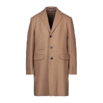 マウロ グリフォーニ MAURO GRIFONI コート キャメル 50 ウール 75% / ナイロン 25% コート