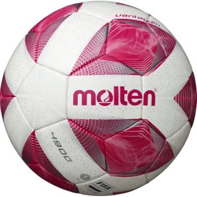 Molten(モルテン) ヴァンタッジオ4900 土用 サッカー ボール F5A4901-P-P