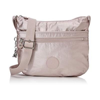 Kipling Women's K10878 Cross-Body Bag Pink Pink (Metallic Rose) 並行輸入品