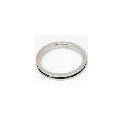 ☆Pure 金属アレルギー対応 ノンアレルギー ステンレス316L ダイヤモンド ペア リング PMS-022-13