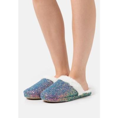 グラマラス レディース 靴 シューズ Slippers - mulitcolor irridescent