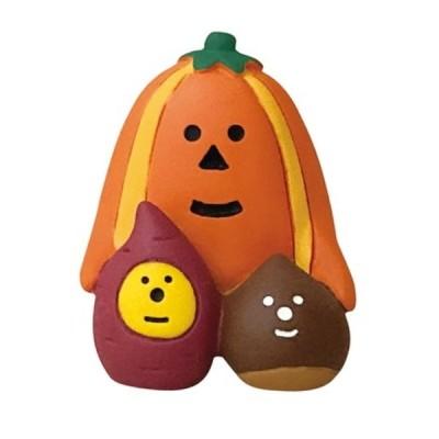 デコレ(DECOLE) concombre コンコンブル いもくりかぼちゃ【2021年ハロウィン「コンコンファーム ハロウィン収穫祭」】