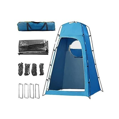 Non Pop Up Privacy Tent Oversize Shower Tent Beach Tent Portable Outdoor Ca 並行輸入品