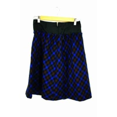 トリココムデギャルソン tricot COMME des GARCONS フレアスカート サイズJPN:S レディース 【中古】【ブランド古着バズストア】