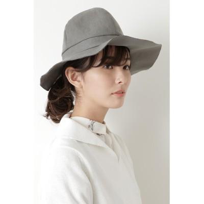 HUMAN WOMAN / ◆リネンハット WOMEN 帽子 > ハット