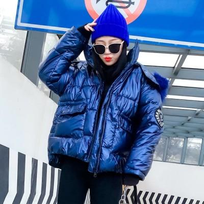 ダウンコート 学生 通学 ショートコート 暖かい 可愛い レディース コート フード付き 冬服 防寒着 アウター 中綿コート 中綿ジャケット ダウンジャケット