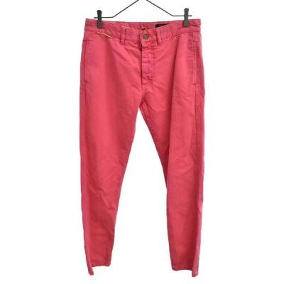 MARC JACOBS (マークジェイコブス) 14SS ストレートデニムパンツ ピンク