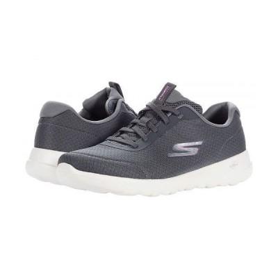 SKECHERS Performance スケッチャーズ レディース 女性用 シューズ 靴 スニーカー 運動靴 Go Walk Joy - Ecstatic - Charcoal