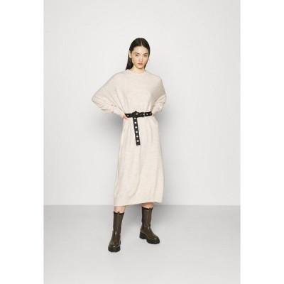 モンキ ワンピース レディース トップス FELIA DRESS - Day dress - ecru melange