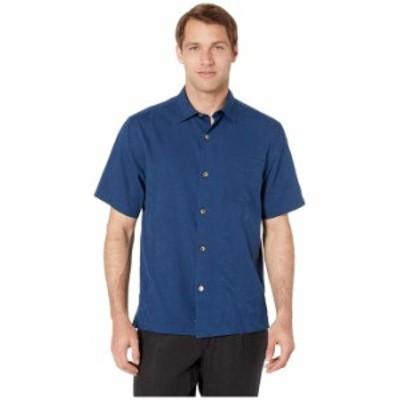 トッミーバハマ メンズ シャツ トップス Camden Coast Shirt Navy