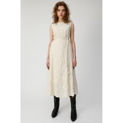 【マウジー/MOUSSY】 LACE SLEEVELESS ドレス