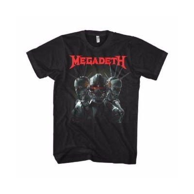 Tシャツ メガデス Megadeth Dystopia Licensed Adult T Shirt