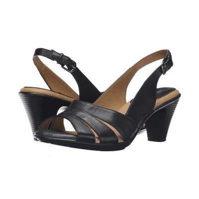 Comfortiva コンフォーティヴァ レディース 女性用 シューズ 靴 ヒール Neima - Soft Spots - Black Velvet Sheep Nappa