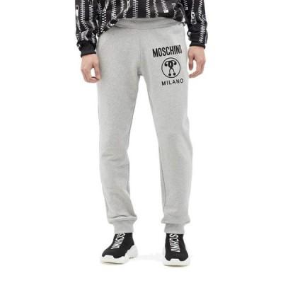 モスキーノ メンズ 服 パンツ Tonal Detail Cotton Jogger Pants