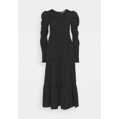 ゲタス レディース ワンピース トップス MAZZIGZ DRESS - Day dress - black black