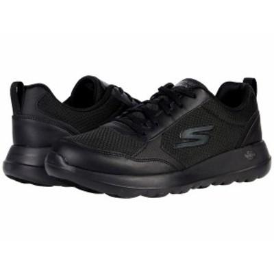 スケッチャーズ メンズ スニーカー シューズ Go Walk Max - 216166 Black