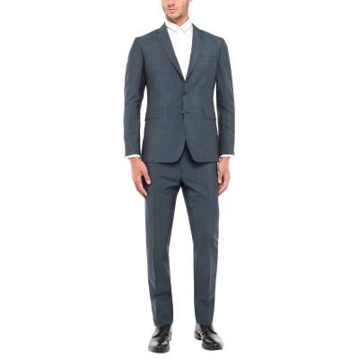 BURBERRY スーツ ブルーグレー 56 ウール 60% / モヘヤ 40% スーツ