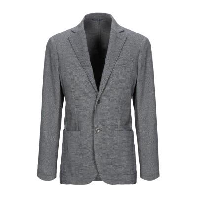 アティピコ AT.P.CO テーラードジャケット 鉛色 48 コットン 98% / ポリウレタン 2% テーラードジャケット