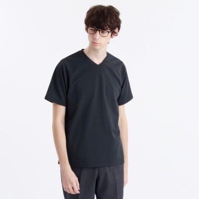 TROTTER VネックTシャツ