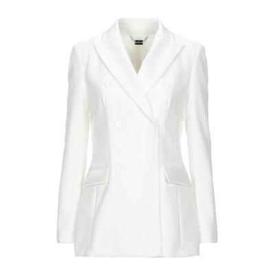 TENAX テーラードジャケット ホワイト 42 ポリエステル 89% / ポリウレタン 11% テーラードジャケット