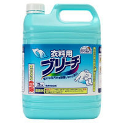 ミツエイスマイルチョイス 塩素系漂白剤 衣料用ブリーチ 業務用5kg