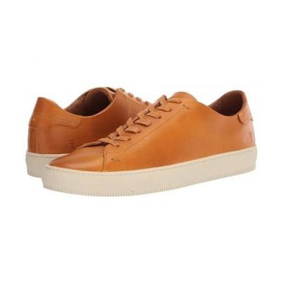 Frye フライ メンズ 男性用 シューズ 靴 スニーカー 運動靴 Astor Low Lace - Marigold Vintage Veg Tan