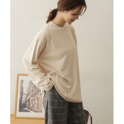 URBAN RESEARCH DOORS / オーバーサイズロングTシャツ WOMEN トップス > Tシャツ/カットソー
