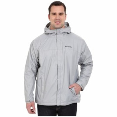 コロンビア Columbia メンズ ジャケット 大きいサイズ アウター Big and Tall Watertight(TM) II Jacket Columbia Grey
