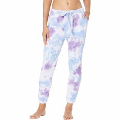 フリーピープル FP Movement レディース ジョガーパンツ ボトムス・パンツ Tie-Dye Work It Out Joggers Purple Tie Dye