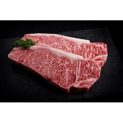【2613-0101】特選熊野牛A5サーロインステーキ300g×2(冷蔵)