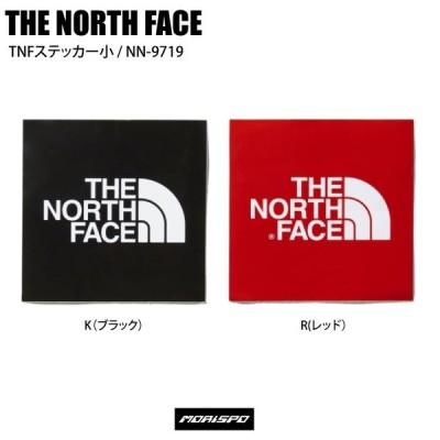 THE NORTH FACE ノースフェイス NN-9719 TNFステッカー 19-20 ステッカー