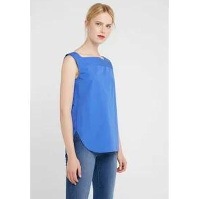 BOSS レディースブラウス BOSS CANZON - Blouse - medium blue medium blue