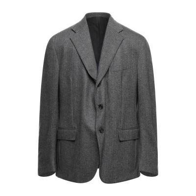 TRU TRUSSARDI コート カーキ XL ナイロン 100% コート