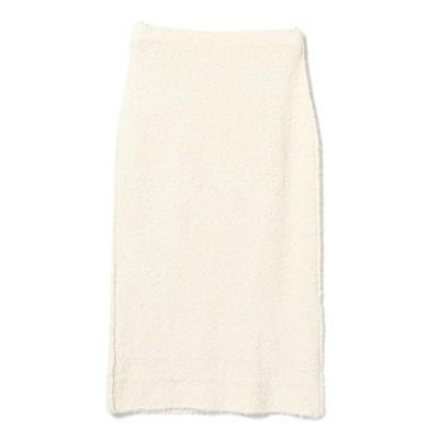スカート Demi-Luxe BEAMS / カールヤーン ニットスカート