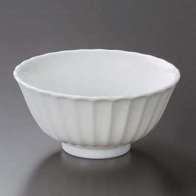 業務用食器 菊割 白15cm丼 15.9×15.9×7.5cm 丼