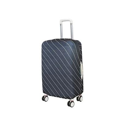 18-20インチ旅行荷物ストレッチロッドケースカバープロテクタ幸運な太陽ー弾性スーツケース防塵バッグカバートランクカバータグオーガナイザーバッグストラ