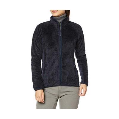 フェニックス Shaggy Boa Fleece Jacket TREKKING レディース NV 日本 M (日本サイズM相当)