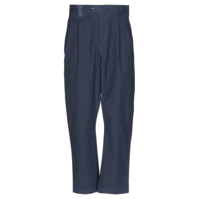 クローズド CLOSED パンツ ダークブルー 28 コットン 97% / ポリウレタン 3% パンツ