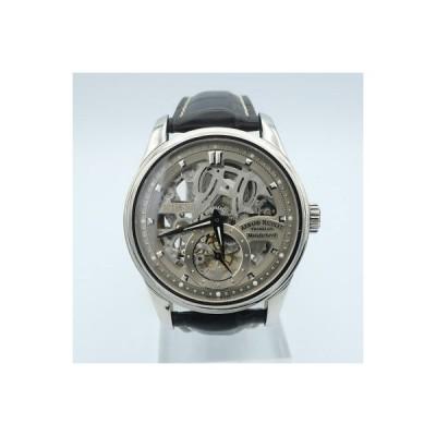 腕時計 アルマンニコレ Armand Nicolet Men's Manual Watch A622AAA-GRP713GR2-SD