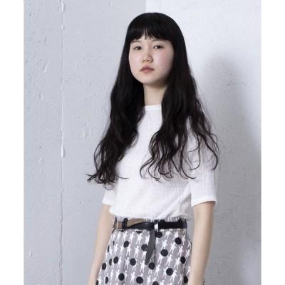 mintdesigns / mintdesigns ミントデザインズ SHIRRING TOP