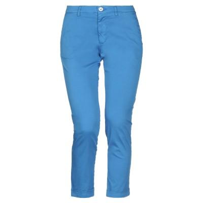 ベルウィッチ BERWICH パンツ アジュールブルー 40 コットン 98% / ポリウレタン 2% パンツ